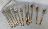 Farberware Millenium FRW17 Stainless Steel 11 Pc Forks, Knives, Spoons 18/10