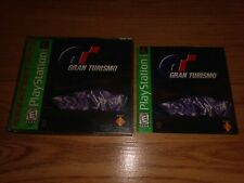 Gran Turismo - Playstation 1 PS1 PSX PS Racing I Grand Greatest Hits