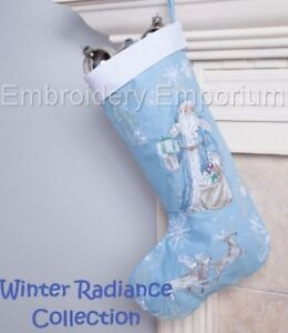 WINTER RADIANCE COLLECTION - MACHINE EMBROIDERY DESIGNS ON CD OR USB