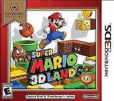 Super Mario 3D Land Nintendo Selects (Nintendo 3DS, 2018)