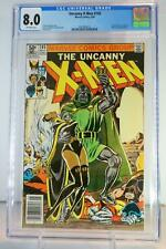 Uncanny X-Men #145 Cgc 8.0 Classic Dr Doom Not Pressed See Our Other Items! 🤘