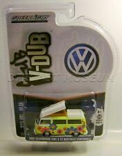 1968 '68 VW VOLKSWAGEN TYPE 2 T2 WESTFALIA CAMPMOBILE CLUB V-DUB GREENLIGHT