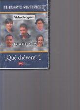 el Cuarto Misterioso Video Program Episodios 1-10 que chevere! 1 9780821977033