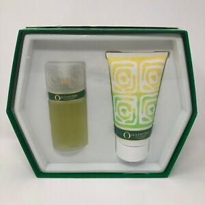 NEW O De Lancome Gift Box 1.7 Oz Eau de Toilette EDT Spray Perfume w 5.1 Oz Gel