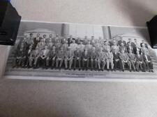 vtg Panoramic Photo Ernest Edw Fordham Memorial CLASS COLO CONSISTORY #3 Pueblo