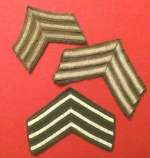 Lot of Original WWII and Earlier British Army Sergeant Chevrons