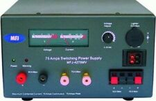 MFJ-4275MV 75 Amps Switching Power Supply 13.8V 75A Meters.
