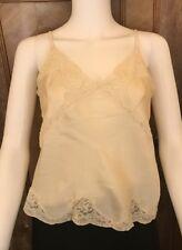 Sabbia Rosa Ivory Silk Top Size Small