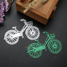 Bicycle Metal Cutting Dies Stencil DIY Scrapbooking photo Album Paper Card Craft
