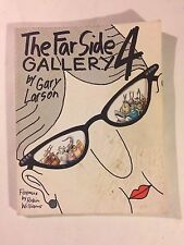 GARY LARSON  The Far Side Gallery 4 - Foreword by Robin Williams! Fun Gift,Humor