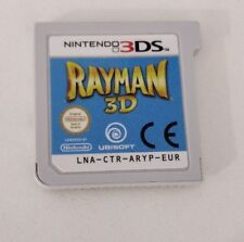 RAYMAN 3D NINTENDO  3DS 2DS ITALIANO FUNZIONANTE SOLO CARTUCCIA