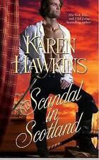 Scandal in Scotland by Karen Hawkins (Paperback) New Book