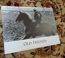 PRECISIONIST POSTER - Hall of Fame - Breeders Cup Sprint Champion - Old Friends