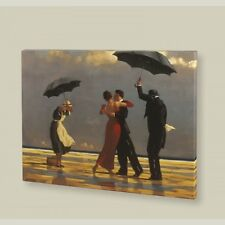 Jack Vettriano 'The Singing Butler' on Canvas
