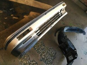 1987-90 Acura Legend Coupe front bumper cover, Gold in good condition. RARE