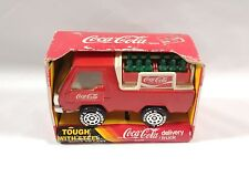 Buddy L Coca Cola Delivery Truck w/ Removable Bottle Cases