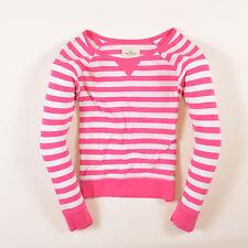 Hollister California Damen Bluse Hemd Top Shirt Gr.XS (DE 34) Mehrfarbig, 40911