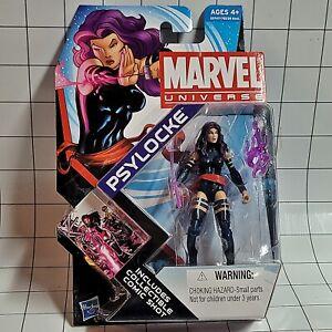 Marvel Universe 3.75 Series 4 005 Psylocke