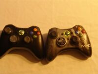 Call of Duty Modern Warfare 3 and xbox 360 Controller Wireless (Xbox 360)