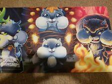 Squirrel Collection MTG Playmat SCG Star City Games Regional Championship