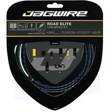 NEW Jagwire Road Elite Link Brake Cable Kit SRAM/Shimano w/ Ultra-Slick Black