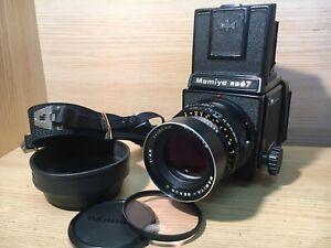 Opt Near Mint + Mamiya RB67 Pro Medium Format Camera Sekor C 180mm F/4.5 Lens