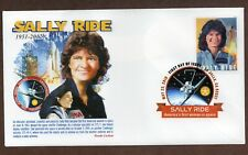 2018 SALLY RIDE ~ PANDA CACHET - DCP CANCEL FDC ~ IST WOMAN FROM USA IN SPACE