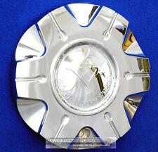 VAGARE V3 BOUNCE CHROME CENTER CAP WHEEL COVER C-054-2 HUB CAP S1050-F003 RIM