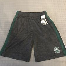 Youth XL Michigan State Spartans Shorts New With Tags NWT