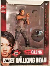 "Glenn AMC The Walking Dead McFarlane Toys Legacy (Bloody) 10"" Action Figure"