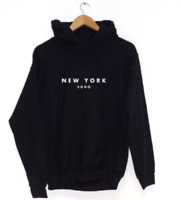 New York Soho | HOODIE JUMPER | Hipster Tumblr/ UNISEX GIFT BEST gift