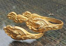 paire d embrase en bronze pour rideau