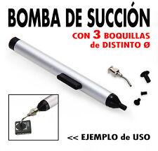 Bomba de vacío para manipular y colocar pequeñas piezas con precisión. NUEVO !!