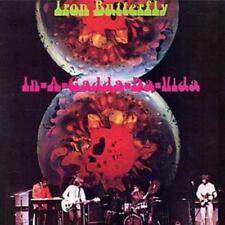 Iron Butterfly : In-a-gadda-da-vida CD (1987)