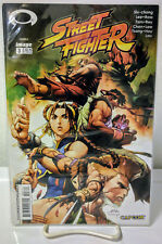 Street Fighter, Issue # 3A, 2003, Image Comics, Nm/Unread