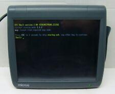 Micros Workstation Pcws2015 I5 E520 240ghz 4gb Pos System No Hdd 423695 310
