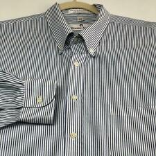Etienne Aigner Men's Long Sleeve Button Up Dress Shirt XL 17 ½ 34 35 Multicolor