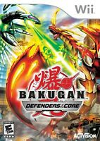 Bakugan: Defenders of the Core - Nintendo  Wii Game