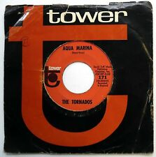 TORNADOS 45 Aqua Marina / Stingray ROCK N ROLL Garage 1965 TOWER w1287