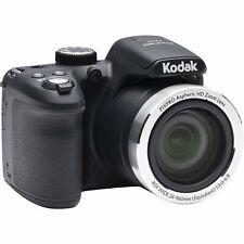 Kodak AZ401BK Digital Camera With 3 inch LCD - Black