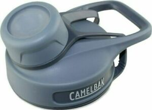 CamelBak Chute Water Bottle Replacement Cap/Lid, Gray (New - Free Shipping)