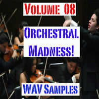 Orchestral Madness! Wav  Samples & Loops Universal  Logic FL Studio /   FAST DL
