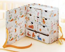 DISNEY WINNIE THE POOH KEEPSAKE BOX FOR THOSE PRECIOUS BABY MEMENTOS - NEW