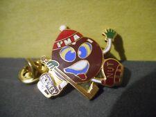 I'm a Hockey Nut Lapel Pin