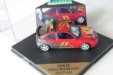 VITESSE * RENAULT MEGANE COUPE SAFETY CAR * 1:43 * OVP