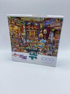 Buffalo Games 1000 Piece Puzzle Curiosity Shop Jigsaw Aimee Stewart Collection