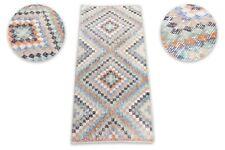 Mediterranean Runner, 1.7x3.8 ft, Runner rug, Vintage runner, Turkish rugs 2x4