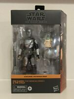 Star Wars The Black Series Din Djarin The Mandalorian and Child Target Exclusive