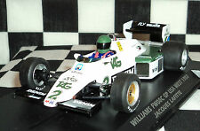 FLY Slotwings W40102 Williams FW08C Jacques Lafitte #2 Brand New 1/32 Slot Car