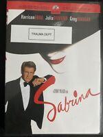 Sabrina Widescreen Collection DVD 1995